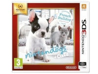 Nintendogs + Cats: French Bulldog and New Friends Selects - 3DS/2DS Game