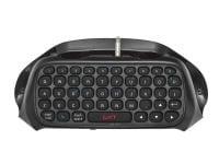 Πληκτρολόγιο Trust Snap-On Keyboard GXT 252 - Πληκτρολόγιο PlayStation 4