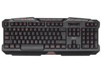 Trust GXT 280 Illuminated - Πληκτρολόγιο Gaming