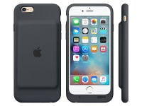 Θήκη με μπαταρία iPhone 6s - Apple Smart Battery Case MGQL2ZM/A Γκρι