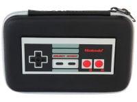 Hori Hard Pouch NES - Θήκη Προστασίας New 3DS, New 3DS XL, 3DS, 3DS XL Μαύρο