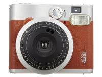 Instant Camera Fujifilm Instax Mini 90 NC - Καφέ