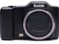 Compact Kodak Friendly Zoom FZ201 - Μαύρο