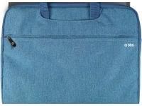 """Τσάντα Laptop 15.6"""" SBS Lux -  Μπλε"""
