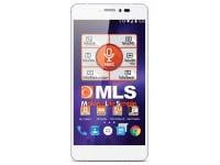 "MLS Diamond 5.2"" 16GB Λευκό Smartphone"