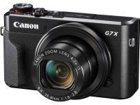 Compact Camera Canon PowerShot G7X II - Μαύρο
