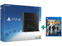 Sony PlayStation 4 - 500GB C Chassis & Tom Clancy's The Division