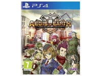 Aegis of Earth: Protonovus Assault - PS4 Game