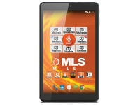 "MLS iQTab Brave Tablet 10"" 16GB 3G Μαύρο"