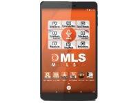 """MLS iQTab Master 8 - Tablet 8"""" 16GB Μπλε"""