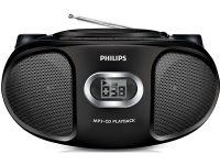 Φορητό Ράδιο CD Philips AZ305/12 Μαύρο