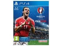Pro Evolution Soccer 2016 & UEFA Euro 2016 - PS4 Game