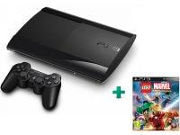 Sony PlayStation 3 Super Slim 12GB & LEGO Marvel Super Heroes