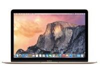 """Laptop Apple MacBook MLHE2GR/A - 12"""" (M3/8GB/256GB/HD) Χρυσό"""