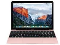 """Laptop Apple MacBook MMGL2ZE/A - 12"""" (M3/8GB/256GB/HD) Ροζ"""