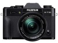 Mirrorless Camera Fujifilm X-T10 16-50mm - Μαύρο