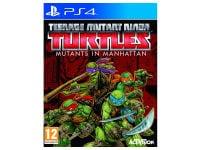Teenage Mutant Ninja Turtles: Mutants in Manhattan - PS4 Game