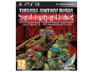 Teenage Mutant Ninja Turtles: Mutants in Manhattan - PS3 Game