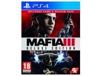 Mafia III Deluxe Edition - PS4 Game