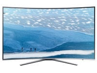 "Τηλεόραση 43"" Samsung UE43KU6500 Curved Smart LED Ultra HD"