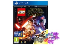 LEGO Star Wars: The Force Awakens Toy Edition - PS4 Game