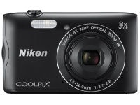 Compact Nikon Coolpix A300 - Μαύρο