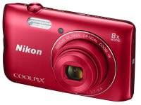 Compact Nikon Coolpix A300 - Κόκκινο