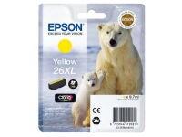 Μελάνι Κίτρινο Epson T2634 (C13T26344010)