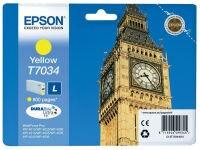Μελάνι Κίτρινο Epson T703440 (C13T70344010)
