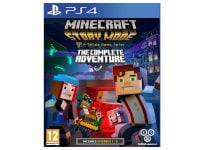Minecraft Story Mode: The Complete Adventure - PS4 Game