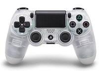 Sony DualShock 4 Crystal - Χειριστήριο PS4 - Διαφανές