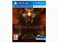 Until Dawn: Rush of Blood - PS4/PSVR Game