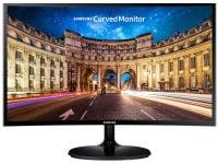 "Samsung LC 24F390FHUXEN Monitor Curved 24"" Full HD"
