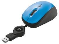 Ενσύρματο Ποντίκι Urban Revolt Retract USB Μπλε
