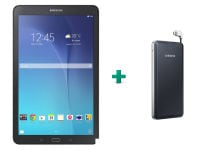 """Samsung Galaxy Tab E - Tablet 9.6"""" 8GB Μαύρο (SM-T560) & Powerbank Samsung EB-PN910B 9500 mAh"""