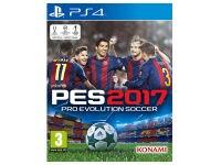 PS4 Used Game: Pro Evolution Soccer 2017