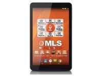 """MLS iQTab Life Tablet 10.1"""" 16GB Μαύρο"""