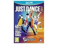Just Dance 2017 - Wii U Game