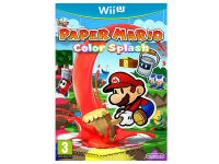 Paper Mario: Color Splash - Wii U Game