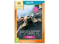 Fast Racing Neo eShop Selects - Wii U Game