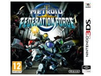 Metroid Prime Federation Force - 3DS/2DS Game