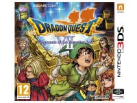 Dragon Quest VII: Fragments of the Forgotten Past - 3DS/2DS Game