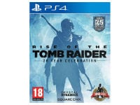 Rise of the Tomb Raider 20th Anniversary Celebration Edition - PS4 Game