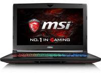 "Laptop MSI GT62VR 6RD-019NL - 15.6"" (i7-6700HQ/16GB/ 1TB & 256GB/GTX1060)"