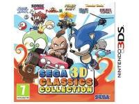 SEGA 3D Classics Collection - 3DS Game