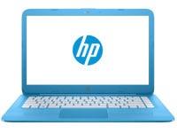 "Laptop HP Stream 14-ax000nv (X9W70EA) - 14"" Γαλάζιο"