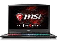 """Laptop MSI GS73VR 6RF-021NL Stealth Pro - 17.3"""" (i7-6700HQ/16GB/ 1TB & 256GB/GTX1060)"""