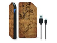 Powerbank USB - iPaint Map 3000 mAh 1A