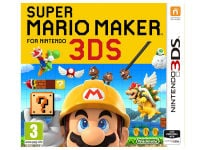 Super Mario Maker - 3DS/2DS Game