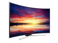 "Τηλεόραση 49"" Samsung UE49KU6100 Curved Smart LED Ultra HD"